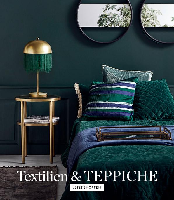 Textilien-Teppiche-Schlafzimmer