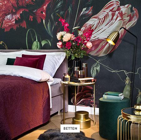 Bett-Kissen-Decke