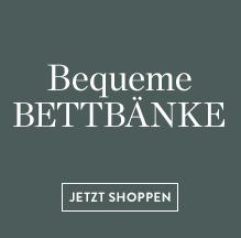 Bettbanke-Klein-Deko