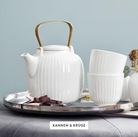 Kannen-Krüge-Tee