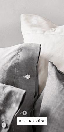 Kissen-Kissenbezüge-Knopfe