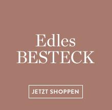 Besteck-Edel-Silber-Gold