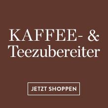 Kaffee-Tee-Zubereiter