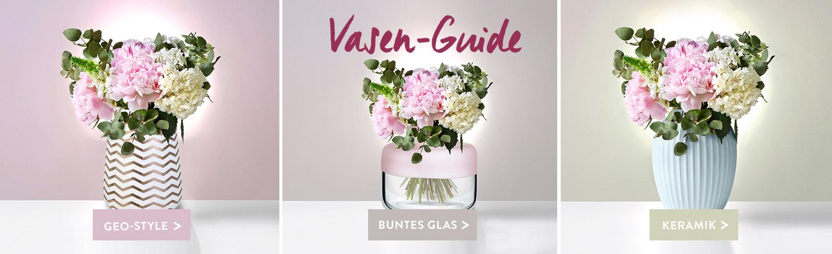 allgemeiner Aufmacher Vasen