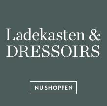 Dressoirs-Ladekasten-Dekoratie
