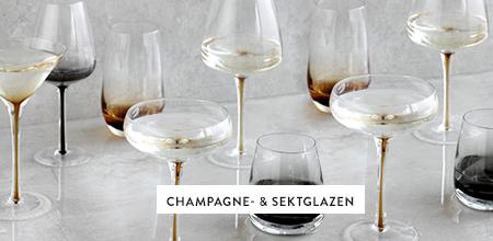 Champagner-_&_Sektglazen