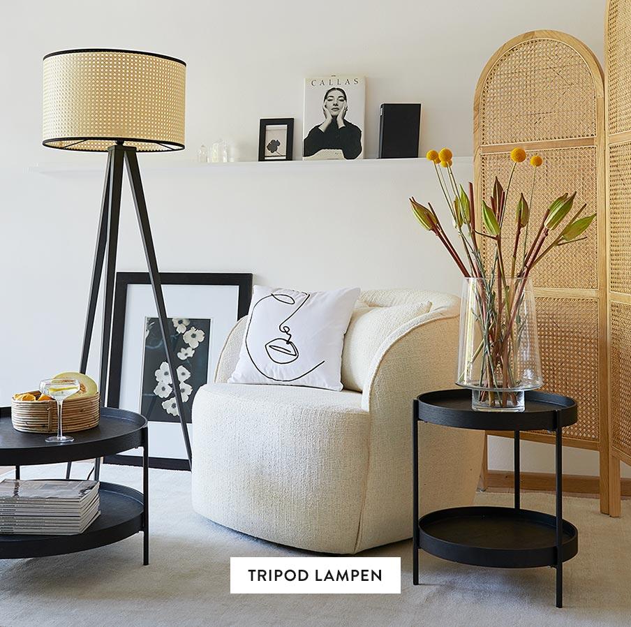 Kleine Zwarte Staande Lamp.Elegante Staande Lampen Online Kopen Westwingnow