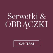 Serwetki-Obrączki-Kuchnia-Jadalnia