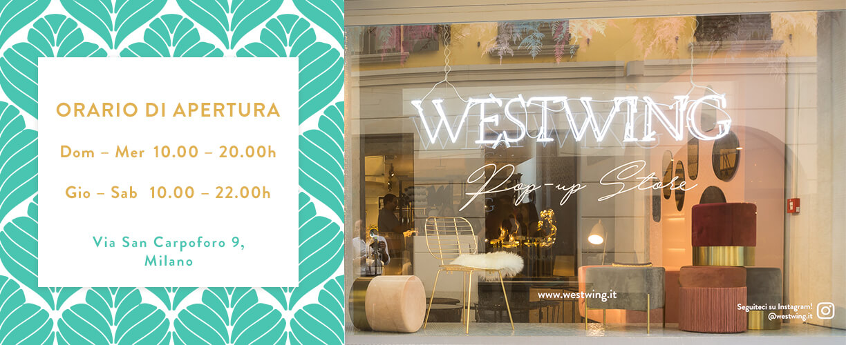 Westwing Pop-up Store