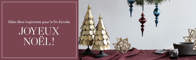 Décoration de Noël sur Westwingnow
