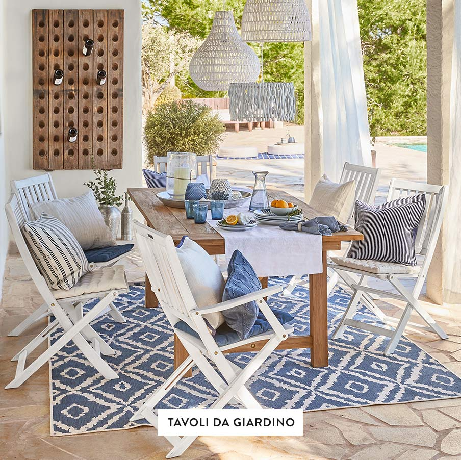 Tavoli da giardino sedie online westwingnow for Tavoli online