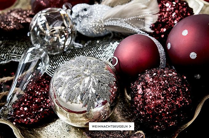 Weihnachtenskugeln