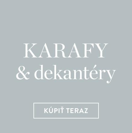 Glaeser-Karaffen-Dekanter