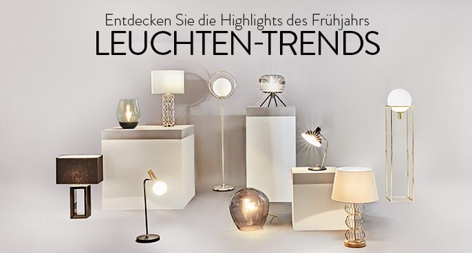 Entdecken Sie die Highlights des Frühjahrs: Leuchten-Trends