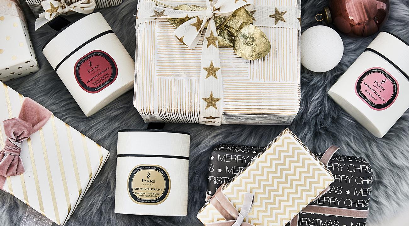 Parks London Duftkerzen als Weihnachtsgeschenk verschenken