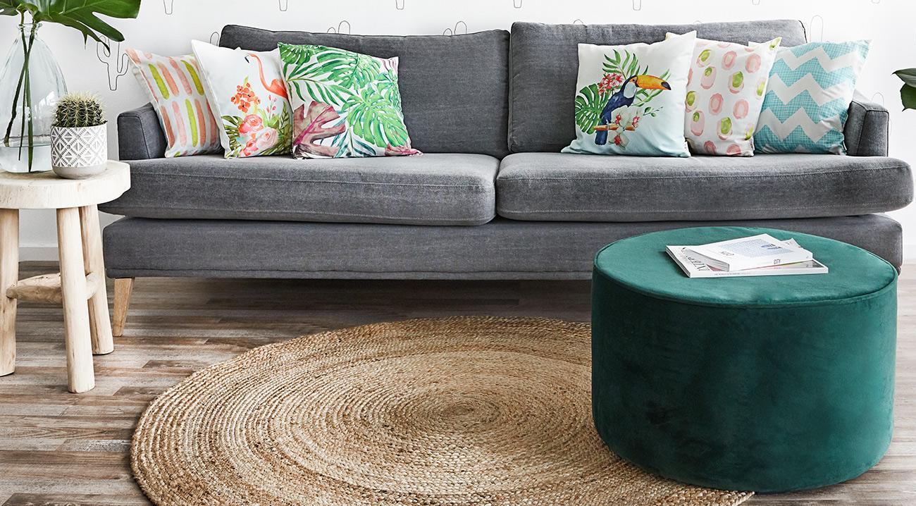runde teppiche jetzt bei westwingnow entdecken und heute noch bestellen. Black Bedroom Furniture Sets. Home Design Ideas