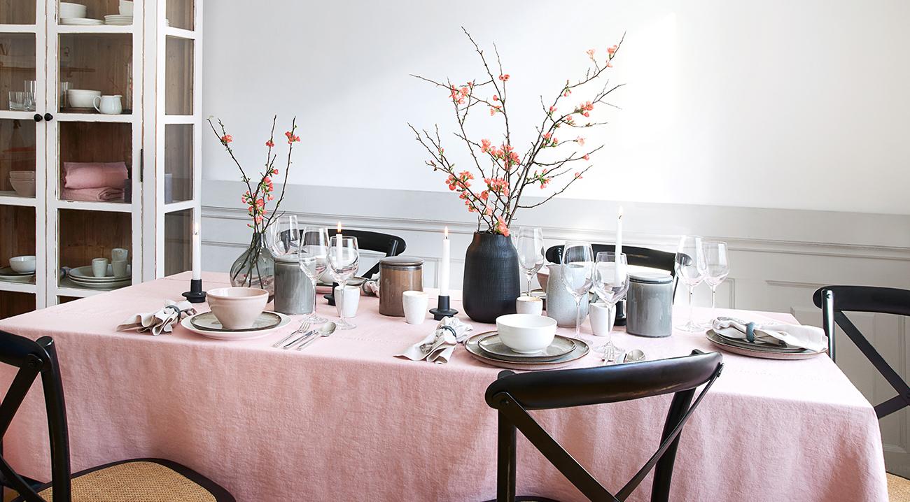 tischdecke-rosa-leinen