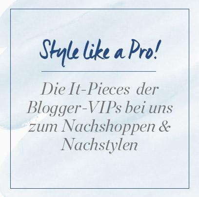 Style like a Pro