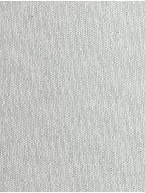 Copridivano Levante, 65% cotone, 35% poliestere, Grigio, Larg. 110 x Lung. 220 cm