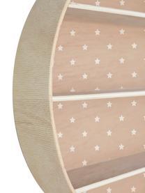 Étagère murale Stars, Rose, bois