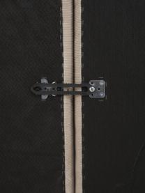 Modulares Ecksofa Lennon in Beige aus Cord, Bezug: Cord (92% Polyester, 8% P, Gestell: Massives Kiefernholz, Spe, Füße: Kunststoff Die Füße befin, Cord Beige, B 238 x T 180 cm