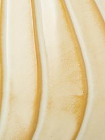 Set 4 vasi in porcellana Zalina, Porcellana, Crema, beige, Set in varie misure