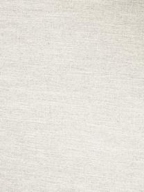 Ecksofa Melva (4-Sitzer) in Beige, Bezug: Polyester Der hochwertige, Gestell: Massives Kiefernholz, Spa, Füße: Kiefernholz Die Füße befi, Webstoff Beige, B 319 x T 144 cm