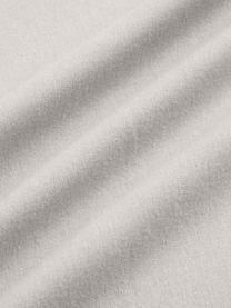 Flanell-Bettwäsche Biba in Beige, Webart: Flanell Flanell ist ein k, Taupe, 135 x 200 cm + 1 Kissen 80 x 80 cm