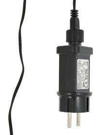 Ghirlanda  a LED Bulb, 360 cm, 10 lampioni, Lampadina: ambra, dorato, Cavo: nero, Lung. 360 cm