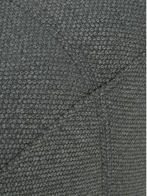Ecksofa Ramira in Anthrazit mit Metall-Füßen, Bezug: Polyester 20.000 Scheuert, Gestell: Massives Kiefernholz, Spe, Füße: Metall, pulverbeschichtet, Webstoff Anthrazit, 192 x 79 cm