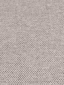 Divano 2 posti in tessuto beige Cucita, Rivestimento: tessuto (poliestere) Con , Struttura: legno di pino massiccio, Piedini: metallo laccato, Tessuto beige, Larg. 187 x Prof. 94 cm