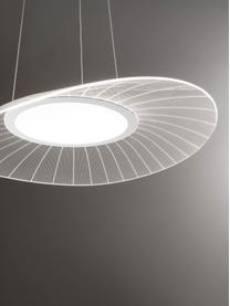Lampa wisząca LED Vela, Biały, S 59 x G 43 cm