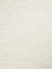 Bank Melva (2-zits) in beige, Bekleding: polyester, Frame: massief grenenhout, spaan, Poten: grenenhout, Geweven stof beige, B 200 x D 101 cm