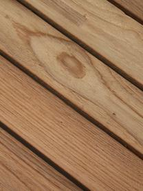 Tavolo da esterno in legno di teak Circus, Teak riciclato, Legno di teak, Ø 80 x Alt. 30 cm