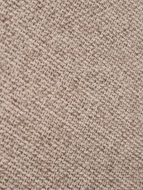 Divano a 2 posti in tessuto taupe Melva, Rivestimento: 100% poliestre Con 55.000, Struttura: pino massiccio, certifica, Tessuto taupe, Larg. 198 x Alt. 101 cm