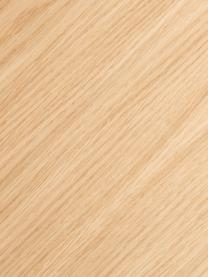 Dressoir Camden met deuren en eikenhoutfineer, Frame: MDF met eikenhoutfineer, Poten: gelakt berkenhout, Eikenhoutkleurig, 175 x 75 cm