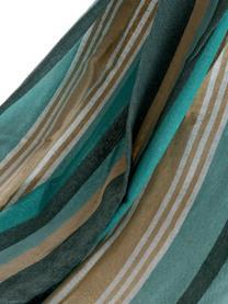 Amaca Archer, Cotone, poliestere, Turchese, multicolore, Larg. 98 x Lung. 275 cm