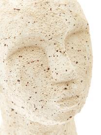 Komplet dekoracji Figure Head, 3 elem., Beton, Wielobarwny, Ø 9 x W 15 cm