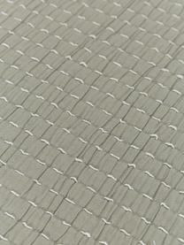 Couvre-lit coton vert clair Agata, Vert clair