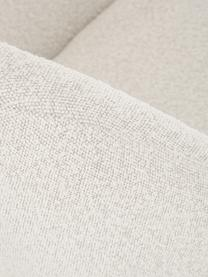Sessel Jana, Bezug: Polyester (Teddyfell) 100, Beine: Metall, pulverbeschichtet, Teddy Cremeweiß, B 72 x T 68 cm
