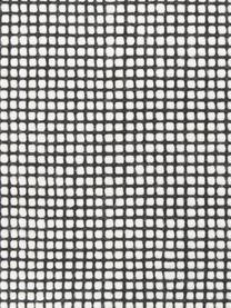 Tappeto in lana tessuto a mano nero/crema Amaro, Nero, bianco crema, Larg. 200 x Lung. 300 cm (taglia L)
