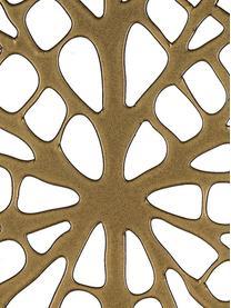 Podstawka Orient, 6 szt., Metal powlekany, Odcienie mosiądzu, S 12 x W 1 cm