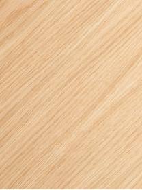 Scrivania stile nordico con cassetto Sonnenblick, Legno di quercia, bianco, Larg. 120 x Prof. 60 cm