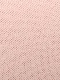 Poduszka z wypełnieniem Prague, Blady różowy, S 40 x D 40 cm