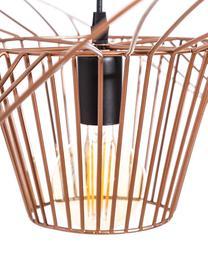 Lampada a sospensione Stingray, Metallo, rivestito, Ottonato, Ø 72