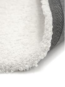 Puszysty dywan z wysokim stosem Leighton, Kremowy, S 80 x D 150 cm