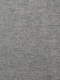 Sedia imbottita in tessuto grigio Sierra 2 pz, Rivestimento: 100% poliestere, Gambe: metallo verniciato a polv, Tessuto grigio, Larg. 49 x Prof. 55 cm