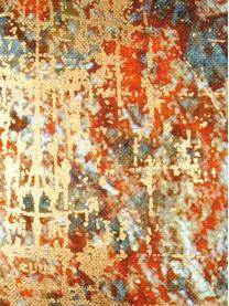Federa arredo Fabienn, 100% cotone, Multicolore, dorato, Larg. 40 x Lung. 40 cm