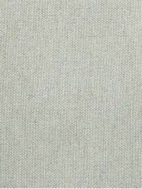 Copridivano Levante, 65% cotone, 35% poliestere, Verde grigio, Larg. 150 x Lung. 220 cm
