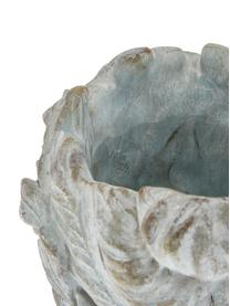 Osłonka na doniczkę z cementu Pass, Cement, Szary, matowy, Ø 18 x 27 cm